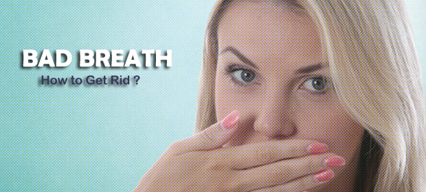 Best Ways to Get Rid of Bad Breath