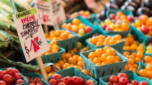 The 10 Benefits of Eating Organic Vegetables
