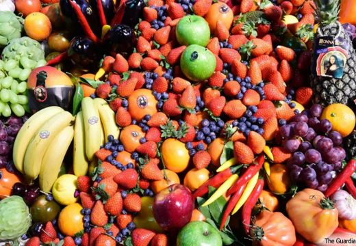 Fruit and Vegetables and Their Importance within a Balanced Diet and Prosperous Weight Loss